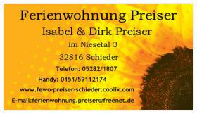 Foto 7 Teutoburger Wald Schieder Ferienwohnung Preiser am Schiedersee