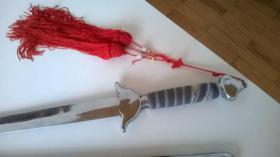 Foto 5 Thai Schi Schwert für Übungen