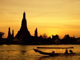 Thailand und die Tempel der Götter