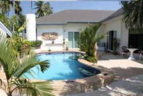 Thailand - Phuket - Surin Beach - Bungalow mit Pool