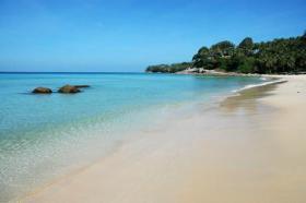 Foto 5 Thailand - Phuket - Surin Beach - Bungalow mit Pool