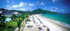 Foto 6 Thailand - Phuket - Surin Beach - Bungalow mit Pool