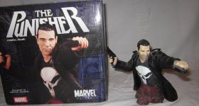 The Punisher - Büste - Statue - Marvel Comic´s - limitiert