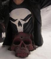 Foto 4 The Punisher - Büste - Statue - Marvel Comic´s - limitiert