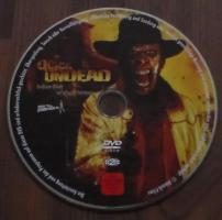 Foto 5 The Quick and the Undead DVD Film Splatter Horror Zombie Western Dark Future