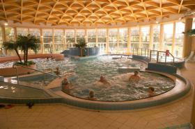 Foto 3 Thermalbad  in UNGARN Bük-Gästehaus