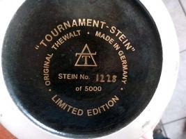 Foto 3 Thewalt Tournament-Stein Bierkrug