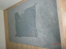 Foto 2 Tibet - Teppich, ca. 143 x 209, Super-Zustand