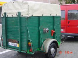Foto 2 Tieranhänger 1200 kg