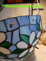 Foto 3 Tiffany-Lampen-Reparatur-Fusing-Glaskunst-Bleiverglasung-Restaurieren-Glaserei-Gartengestaltung-Gartenbau Landshut