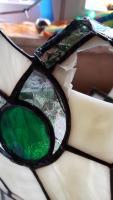 Foto 6 Tiffany-Lampen-Reparatur-Fusing-Glaskunst-Bleiverglasung-Restaurieren-Glaserei-Gartengestaltung-Gartenbau Landshut