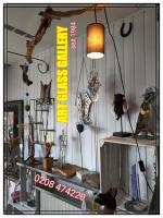 Foto 10 Tiffany-Lampen-Reparatur-Fusing-Glaskunst-Bleiverglasung-Restaurieren-Glaserei-Gartengestaltung-Gartenbau Landshut