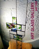 Foto 11 Tiffany-Lampen-Reparatur-Fusing-Glaskunst-Bleiverglasung-Restaurieren-Glaserei-Gartengestaltung-Gartenbau Landshut