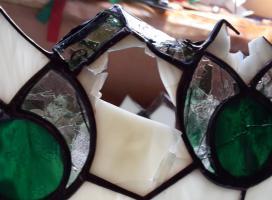 Foto 2 Tiffany Lampen Reparatur & Glaskunst & Bleiverglasung in NRW, Oberhausen, Essen, Duisburg, Mülheim an der Ruhr