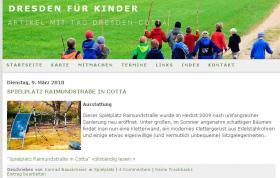 Tipps für Eltern in Dresden
