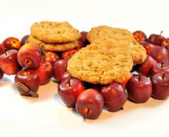 Tiroler Apfelstrudel Cookies mmm.