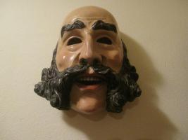 Tiroler Schellermaske