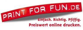 Tischaufsteller (Klappkarten A7) - www.printforfun.de