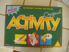 Tischspiel: Activity