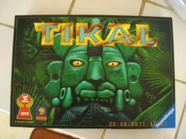 Tischspiel: Tikal
