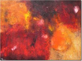 Titel:'Sunshine City'Unikat*Abstrakte Bilder kaufen*Modern Art-Gemälde 60x80