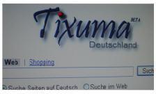 Tixuma , eine Suchmaschiene die zahlt