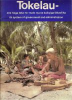 Tokelau - Its system of government and administration