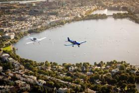 Foto 8 Tolle Aussichten auf den gesamten Bodenseeraum - individuelles Sightseeing - eindrucksvolle Rundflüge