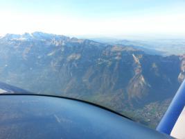 Foto 10 Tolle Aussichten auf den gesamten Bodenseeraum - individuelles Sightseeing - eindrucksvolle Rundflüge