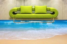 Foto 3 Tolle Bodenbeschichtung, 3D Effekt & Foto Fußböden, Uni- & Multifarbe Fußböden für Laden & Geschäfte.