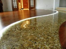 Foto 10 Tolle Bodenbeschichtung, 3D Effekt & Foto Fußböden, Uni- & Multifarbe Fußböden für Laden & Geschäfte.