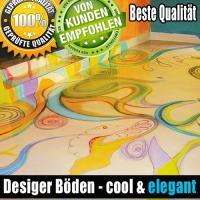 Foto 30 Tolle Bodenbeschichtung, 3D Effekt & Foto Fußböden, Uni- & Multifarbe Fußböden für Laden & Geschäfte.