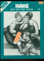 Tom Of Finland 16 / Sex On The Train (Comic für Männer)