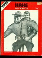 Tom Of Finland 24 / Kake in Canada (Comic für Männer)