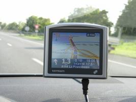 TomTom ONE 3rd Edition Navigationsgerät