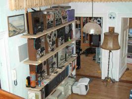 Foto 3 Tonbandmaschinen 80 Stück, Tonbänder hunderte