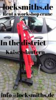 Foto 4 Tools & Equipment For rent at locksmiths.de in the district of Kaiserslautern