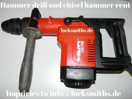 Foto 5 Tools & Equipment For rent at locksmiths.de in the district of Kaiserslautern