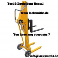 Foto 9 Tools & Equipment For rent at locksmiths.de in the district of Kaiserslautern