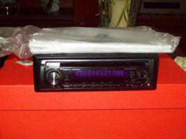 Top Radio / CD/ MP3- Tuner Kenwood KDC-W3041