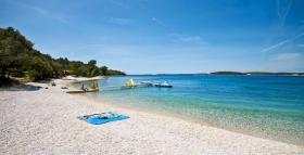 Toplage strandnahe Ferienwohnungen in Fazana Istrien Kroatien