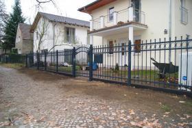 Toranlage, Zaune, Geländer, Zäune aus Polen. TOP Preis & Qualität