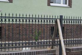 Foto 2 Toranlage, Zaune, Geländer, Zäune aus Polen. TOP Preis & Qualität