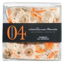 Torrone Haselnuss & Orange Nougat weich 80g