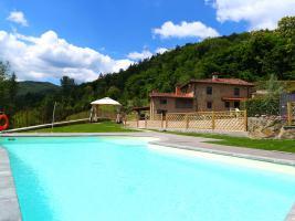 Toskana Villa Pool Privat