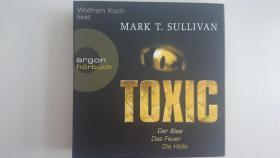 ''Toxic'' Mark Sullivan Hörbuch