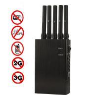 Foto 2 Tragbare 5-Band-Hochleistungs Handy-Störsender