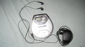 Tragbarer CD-Player von Philips