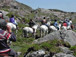 Foto 8 Trailreiten in Irland - Connemara