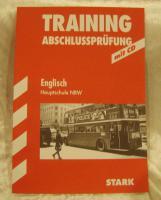 Training Abschlussprüfung Englisch - mit CD